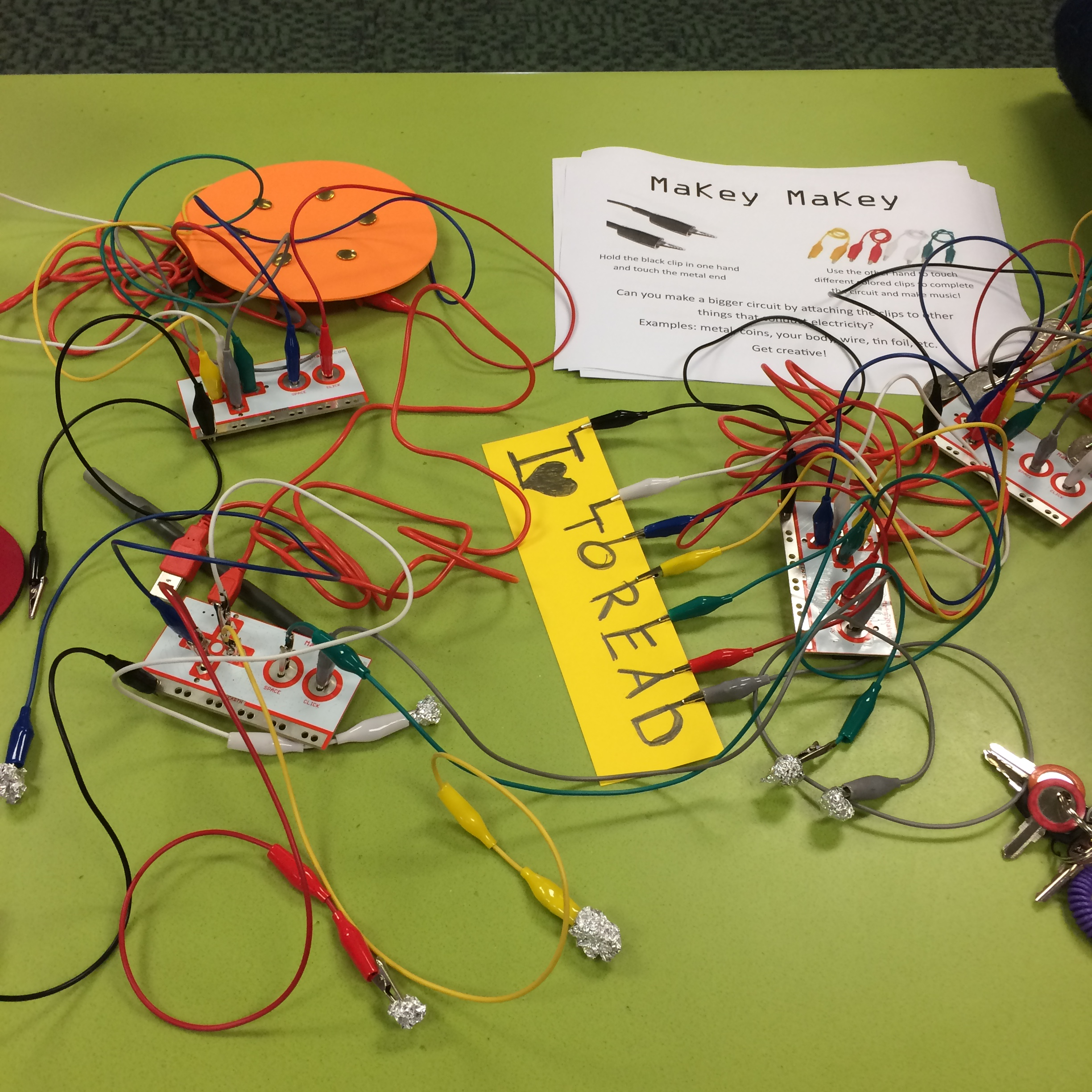 Maker Monday: Circuits | Let the wild rumpus start